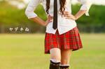 Japan School I by veenyom