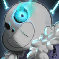 :icon: You're gonna have a bad time, kiddo by KumaMask