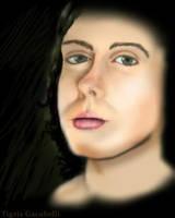 Face Study by TigrisTheLynx