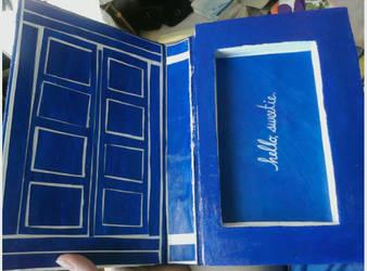 Josh's TARDIS Journal pt. 2 by gretchenea