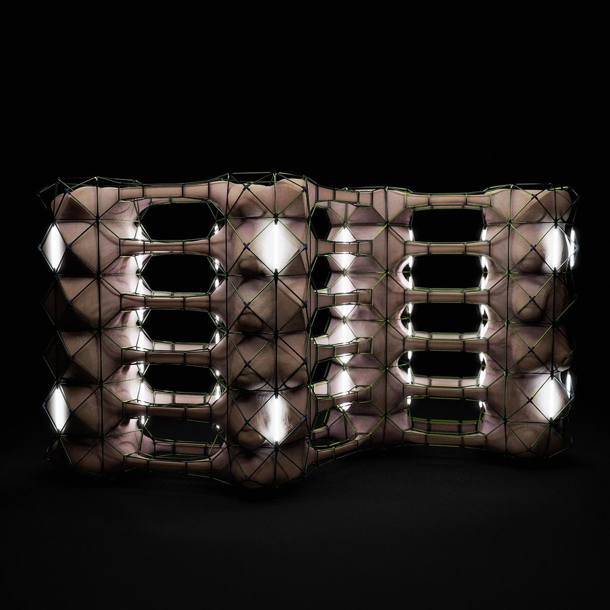 Biostructure VII by theGutlessWonder