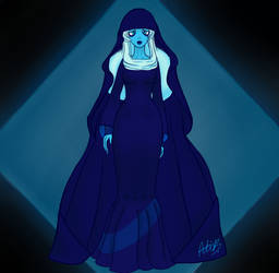 Blue Diamond [Full Body] by White-Wolf-13