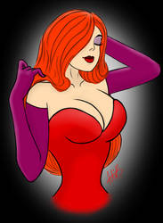 Jessica Rabbit by White-Wolf-13