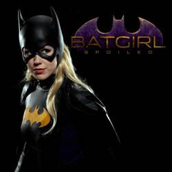 Batgirl Spoiled TV by GiorRoig