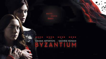 Byzantium Wallpaper by GiorRoig