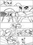 Z2 - Page 1 inks by Av3r
