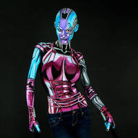 Nebula Bodypaint by KayPikeFashion
