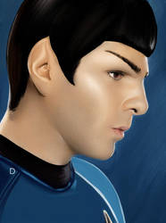 ZQ Spock by Zachary-Quinto-Fans