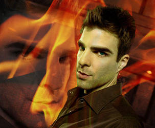 syler by Zachary-Quinto-Fans