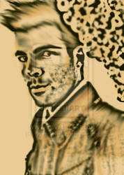 syler portrait by Zachary-Quinto-Fans
