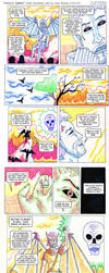Satan's Speech from Paradise Lost by RyanValentineComics