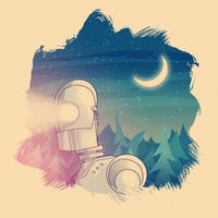 The Iron Giant by jgurley