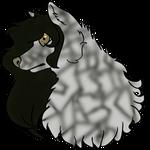 Howlite by SoulDragon6000