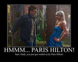 Dean and Paris Hilton by onepbigfans
