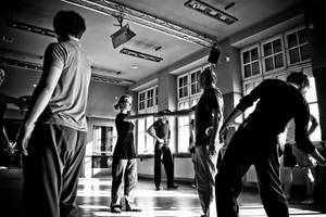 Dance workshop by PoisonedHamster