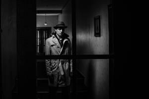Noir Look by PoisonedHamster