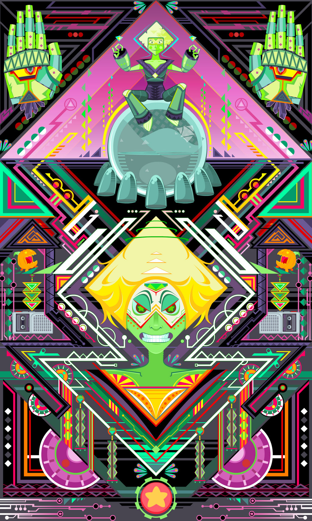 Perideco II by Pseudogiant