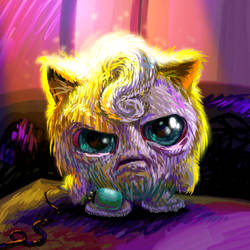 JIGGLYPUFF by Pseudogiant