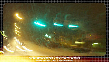 Snowstorm Acceleration by hempingway