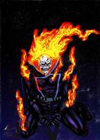 Original Ghost Rider by albiemo