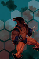 WOLVERINE WEDNESDAY - 22 by reau