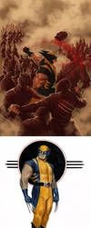 WOLVERINE WEDNESDAY -52 by reau