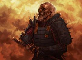 Daigotsu Veteran by reau