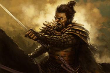 Moto Samurai by reau