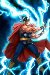 Thor Thursday - 01 by reau