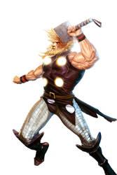 Thor Thursday - 11 by reau