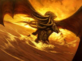 Call of Cthulhu by reau