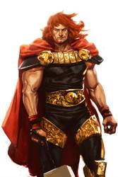 Thor Thursday - 40 by reau