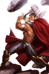 Thor Thursday - 46 by reau