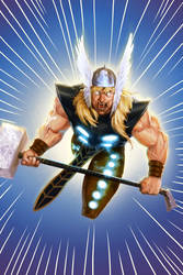 Thor Thursday - 47 by reau