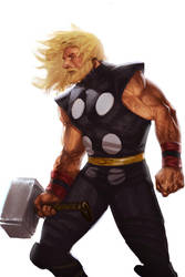 Thor Thursday - 52 by reau