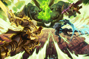 World of Warcraft : Shadows of Argus by reau