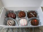 Needle Felted Box of Chocolates by domeliz12