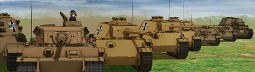 Panzerlied by Joruto