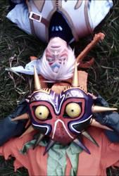 Zelda: Majora's Mask by NileDestinyIslands