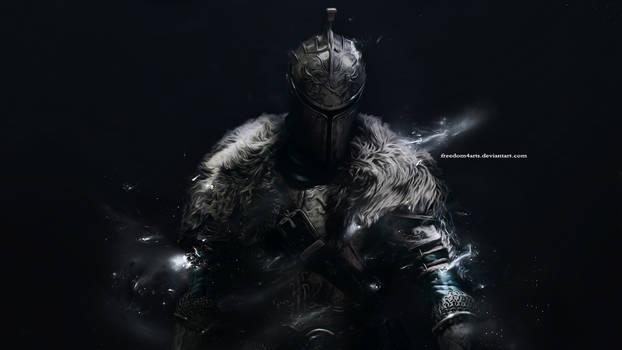 Dark Souls II - Knight of the Shadows by Freedom4Arts