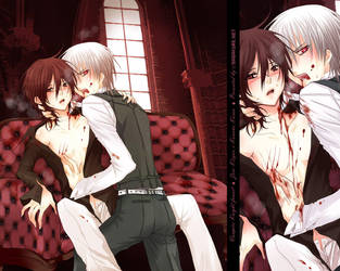 Vampire Knight - Bloodlust by Sagakure