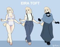 Eira Toft by BitteRPG