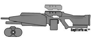 Sagitterius MK523 by ManicStair