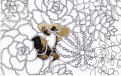Contemporary Colouring Book 6 by p-ars