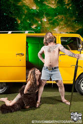 Zombie Van 2 by recipeforhaight