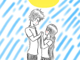 My love by Derian-Ryousaki