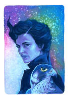 Miss Peregrine by imaginante