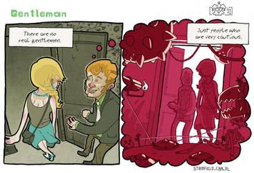 Gentleman by Eldahast