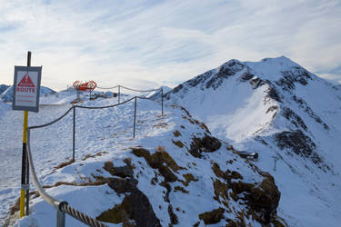 Alpine route by liminalitet