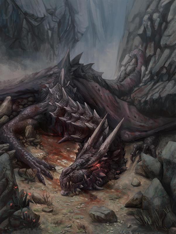 Blood of Dyrax by yirikus